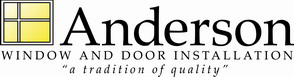 Anderson Window & Door Installation Logo